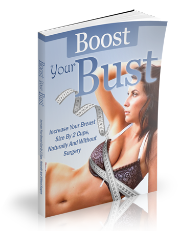 Boost Your Bust ebook cover