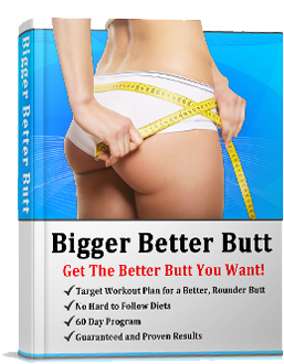 bigger better butt ebook cover