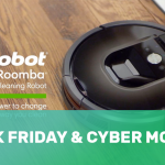 Roomba Vacuum Black Friday & Cyber Monday Deals 2017