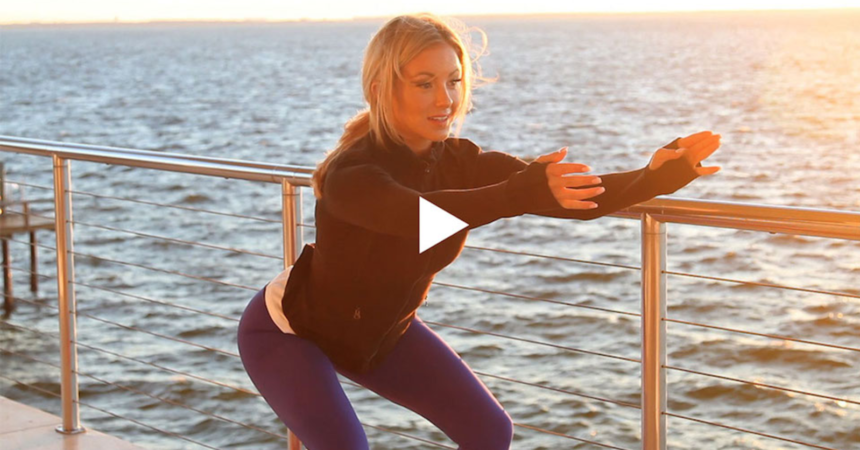 Yoga-Burn-video screenshot