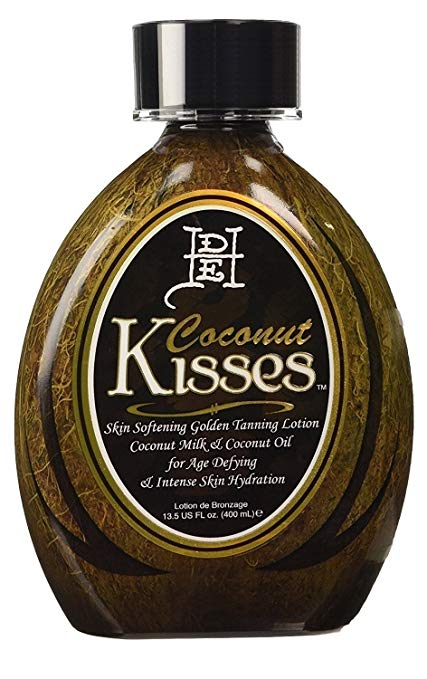 Ed Hardy Coconut Kisses Golden Tanning Lotion