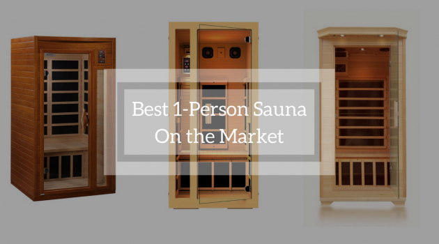 best 1 person sauna