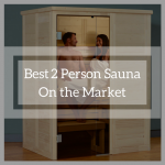 best 2 person sauna