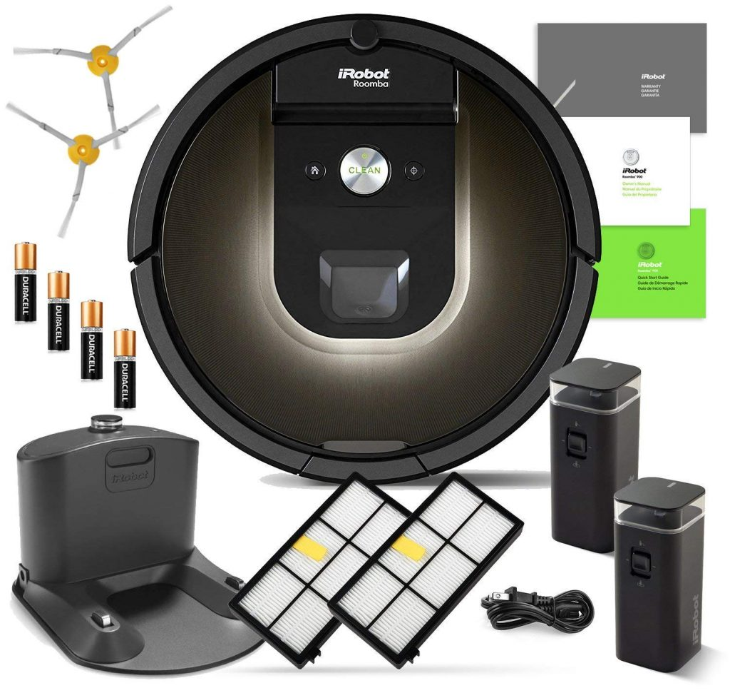 Roomba iRobot Vacuum Black Friday & Cyber Monday Deals 2019
