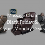 Massage Chair Black Friday & Cyber Monday Deals 2018