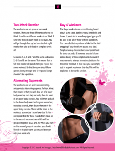 bikini body workout guide 2