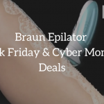 braun epilator black friday