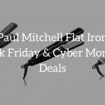 paul mitchell flat iron black friday
