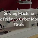 sewing machine black friday